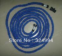 Free Shipping 100pcs/lot 25FT HOSE Expandable &X Flexible WATER GARDEN hose pipe X flexible water hose As Seen On TV