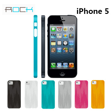 Rock for apple for iphone 5 5 ultra-thin mobile phone case protective case iphone5 color covers series(China (Mainland))