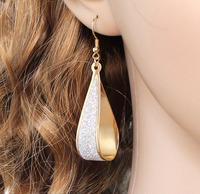 Hot Sale ! Fashion elegant bright Earring Jewelry Wholesale R3512