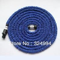 Free Shipping 100pcs/lot 50FT HOSE Expandable &X Flexible WATER GARDEN hose pipe X flexible water hose As Seen On TV