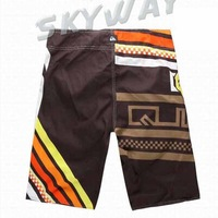 New Arrvial M L XL XXL XXXL Men's Red Blue 2 Colors Plus Size Stripe Surf Board shorts Boardshorts Beach Board Shorts new