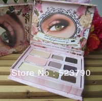 1pcs/lot New Romantic Eye Classic Beauty 9 Colors Eye Shadow Collection set
