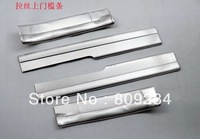 Free shipping! 4pcs Stainless steel door sill for  Kuga 2013