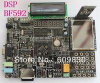 free shipping,ADI Blackfin DSP ADSP-EDU-BF592 BF592 development board,ISP onboard