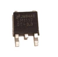 [RAKY]  LM1117DT-3.3  IC REG LDO 3.3V 0.8A TO252-3