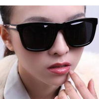 Free Shipping Sunglasses fashion vintage arrow mark sunglasses big box sun glasses