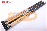 Fury ag series 12.75mm snooker rod american club 9 cudweeds black 8 16 capitellum rod