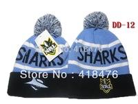Free shipping (2pcs/lot) 16 colors,wholesale NRL Beanies Baseball Caps Snapback