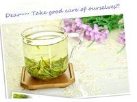 Wholesale Top grade Dragon Well China  Longjing Green Tea  800g (16packs) Long Jing tea Free Shipping herbs for health
