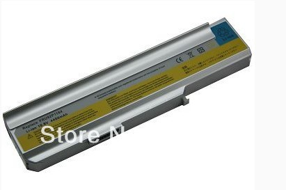 laptop Battery For LENOVO FRU 92P1184 FRU 92P1186 3000 C200 8922 3000 N100 0689 N100 0768 3000 N200 N200 0769(China (Mainland))