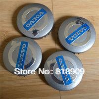 Wheel Center Cap 4pcs Fit For Volvo S40 S60 S80 V50 XC70 XC90 etc