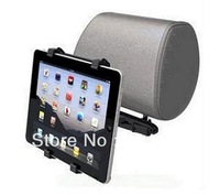 Black Universtal Car Stand Holder For Tablet PC iPad 2 3 4 With Retail Package 30pcs/lot EMS Free Shipping