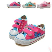 size25 - 30 2013 Lace student shoes , children canvas shoes Apartment , children sports shoes kids girl shoes