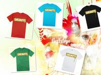 New arrive Trukfit  fashion t shirt,men O-neck tshirt,round neck T shirts Free shipping