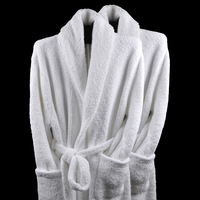 Chenille winter male Women lovers thick super soft bathrobe robe bathrobe bath skirt