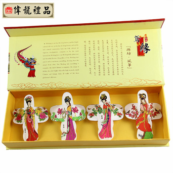 Weifang kite gift beauty set unique business gift free shipping.