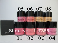 brand name cosmetic touch blush mineral  wholesale powder