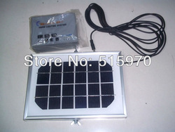 Small Power Solar Charging Lighting System 3W(China (Mainland))