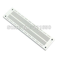 Free ship,700 Point Solderless PCB Bread board SYB -120 board New Original