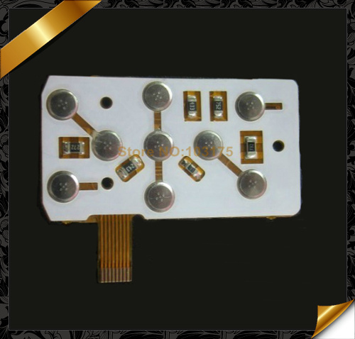 New Key Borad Keypad Button Flex Cable Board for Nikon Coolpix S2500 Replacement (FREE SHIPPING+TRACKING CODE)(China (Mainland))