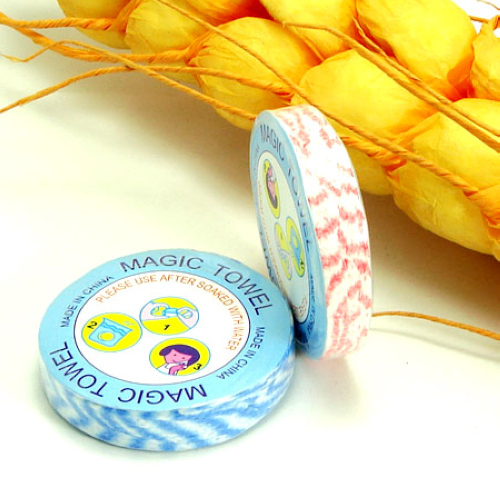 Magic compressed towel home fashionable casual bag 10(China (Mainland))