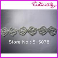 New Arrive Bridal Motif Glass Stone Shine Sashes Wedding BelT-BG-150
