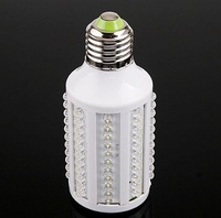 7W E27 WARM White 360 degrees Ultra Bright 126 LEDs Corn Light Bulb  220V