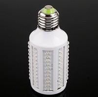 7W E27 WARM White 360 degrees Ultra Bright 126 LEDs Corn Light Bulb  220V