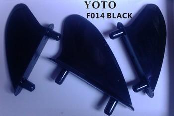 F014-FCS Softboard fin set/Surfboard fins/3pcs per set