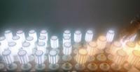 Ultra bright LED bulb 7W E27 220V Cold White light LED lamp with 108 led  360 degree Spot light