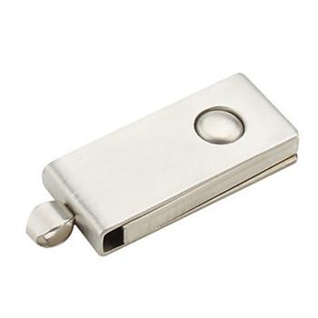 Chrome Style USB Flash Drive (Silver) 4GB 8GB 16GB 32GB 64GB Free Shipping