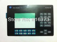 AB Allen-Bradley PanelView 600 2711-B6C8 2711-B6C10 100% New Membrane Keypad Switch