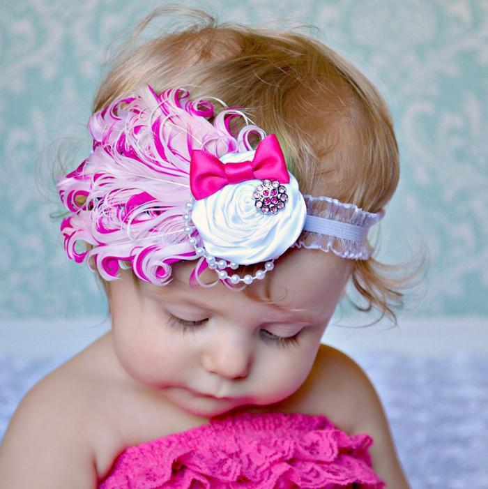 Повязка на голову ребенку