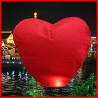 Free Shipping (10pcs/lot) Wholesale High Quality  Chinese Sky Lantern & Kongming Lantern & Loving Flying Lantern