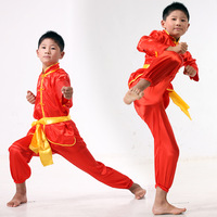 Child costume male child clothes leotard dance performance wear set shadowboxed