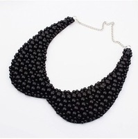 New Arrival Charming imitation-pearl Collar necklace choker Free Shipping!