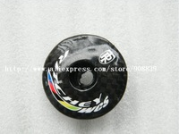 NewRITCHEY-WCS wcs Carbon Fiber bicycle Stem Headset Top Cap bicycle accessories