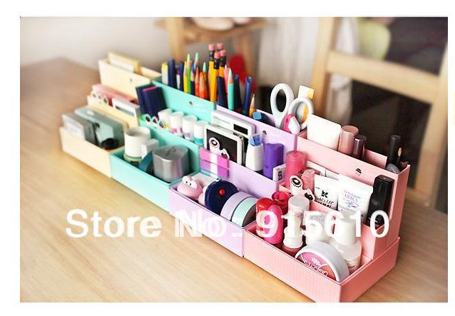 [Amy] free shipping foldable cosmetic storage box 5pcs/lot high qualiry RETAIL PACKAGING from Reliable storage box suppliers(China (Mainla