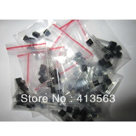 Транзистор 92, S9011 S9012 S9013 S9014 S9015 S9018 A1015 C1815 A42 A92 2N5401 2N5551 S8050 S8550 2N3906 2N3904 30035 a92 mpsa92 to 92