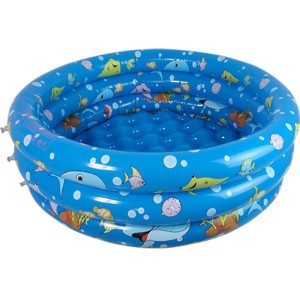 Free shipping Trinuclear wintop circle inflatable pool swimming pool bathtub baby infant big baby bathtub(China (Mainland))