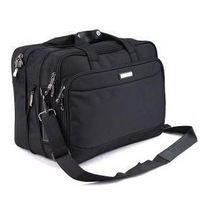 2014 Rushed Real Freeshipping Men Solid Business Laptop Briefcase Nylon No Male 15 15.6 Laptop Bag Commercial Travel Briefcase