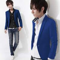 Special promotions Free Shipping 2013 handsome men suit Fashion student suit jacket