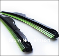 Car Wiper Blade Natural Rubber Car Wiper Auto Soft Windshield Wiper size Choice 14-24in Wipers For Cars Wholesale