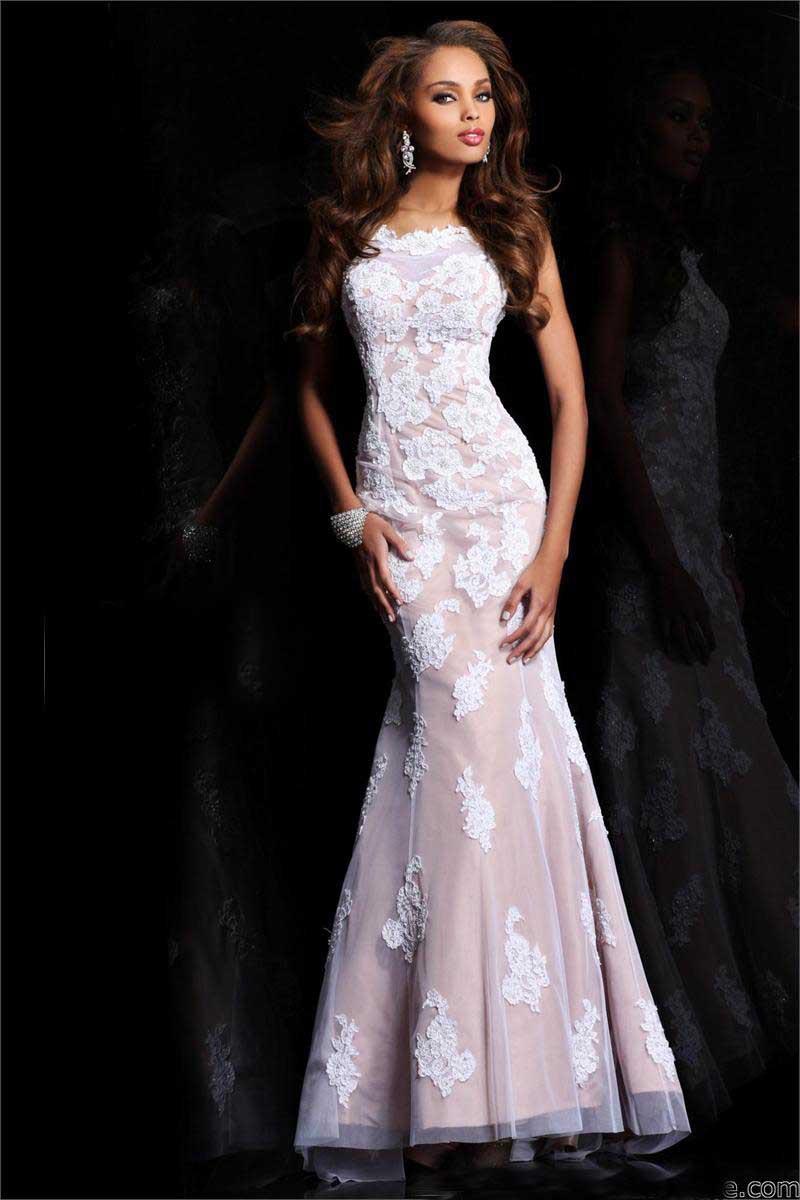 Backless Prom Dresses