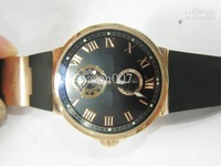 fashion new luxury gold suisse automatic watch dive Watches mens black dial watches