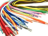 30 Colors-Oval Coloured Shoelaces Bootlaces Shoe Laces, 120cm, 88mm