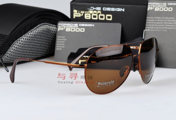 Free shipping 2012 p8510 men sunglasses glasses sports polarized sunglasses