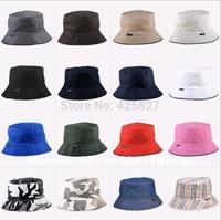 20 Colors-New Unisex Bucket Safari Fisherman Cap Fishing Hat
