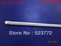 led light AC85-265V SMD2835 led TUBE lighing Led fluorescent tube lamp bulb t8 1.2 meters 18w lighting