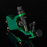Professional dark green  Bizarre Rotary Tattoo Machine Gun V2 with 3 Stroke excenter M658